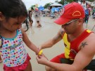 Cinco mil crianças se perderam nas praias catarinenses em três meses